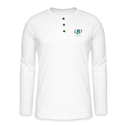 LVET M' grey rode 1.0 - T-shirt manches longues Henley