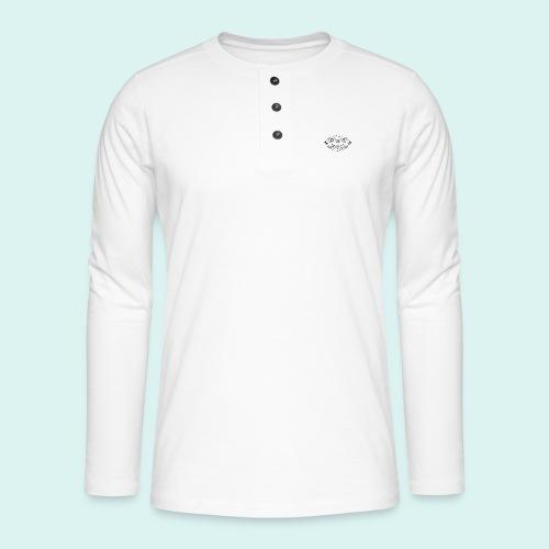 La Rola - Camiseta panadera de manga larga Henley
