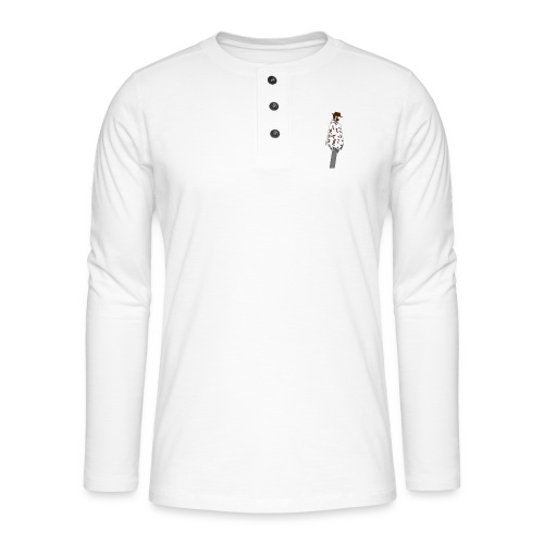 The good - T-shirt manches longues Henley