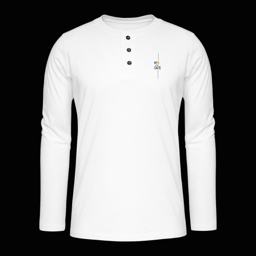 Into the cave PFAD - Henley Langarmshirt