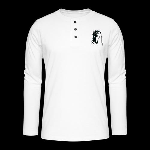 Stallion - Henley long-sleeved shirt
