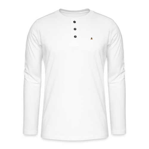 Abc merch - Henley long-sleeved shirt
