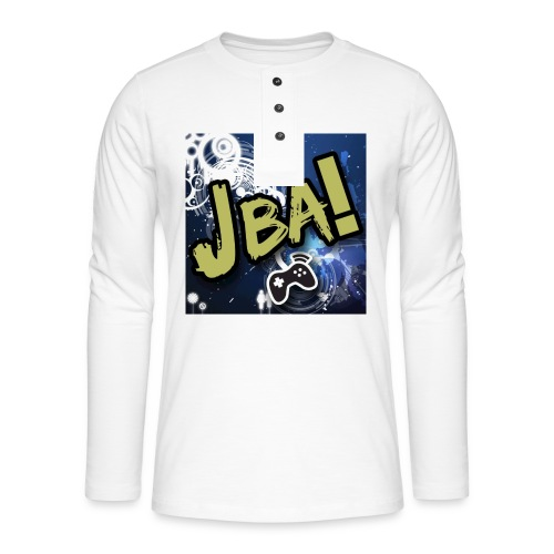 JBAGAMEZ - Henley long-sleeved shirt