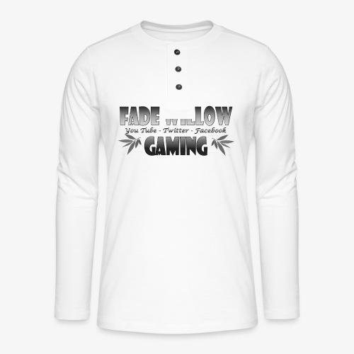 Fade Willow Gaming - Henley long-sleeved shirt