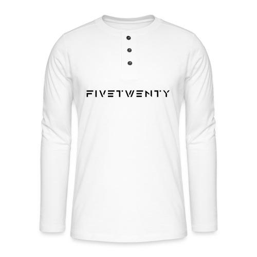 fivetwenty logo test - Långärmad farfarströja