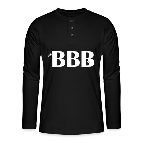 BBB Best Belay Buddy - Henley Langarmshirt