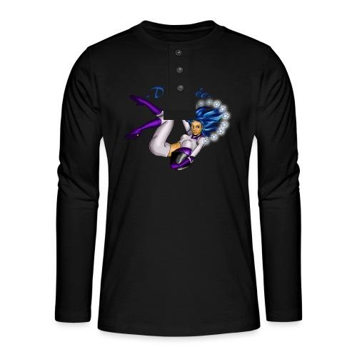 Dulcinée - T-shirt manches longues Henley