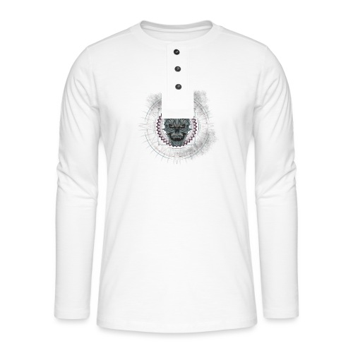 Standard - T-shirt manches longues Henley