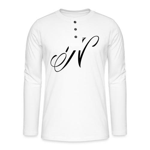 NUTTELOGO2NEW - Henley long-sleeved shirt
