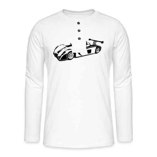 Westfield Race - Henley long-sleeved shirt