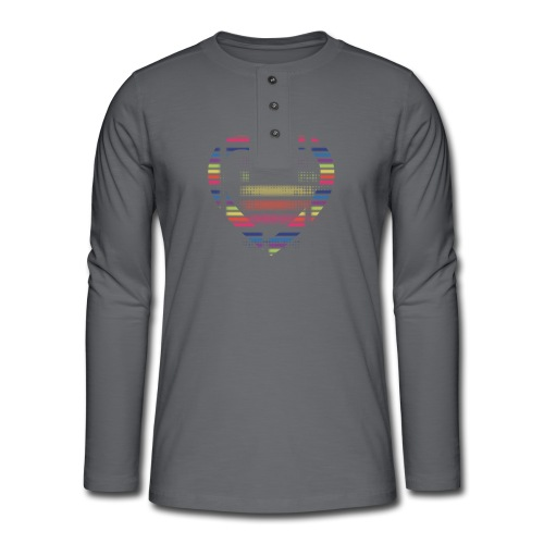 Love - Henley long-sleeved shirt