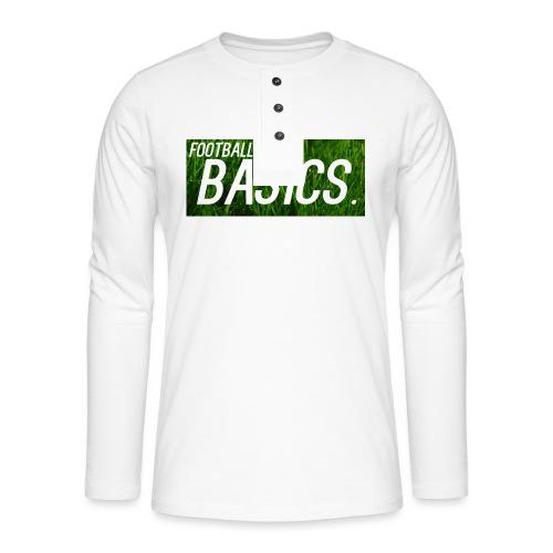grass - Henley long-sleeved shirt