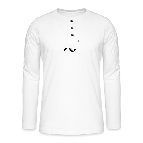 K - T-shirt manches longues Henley