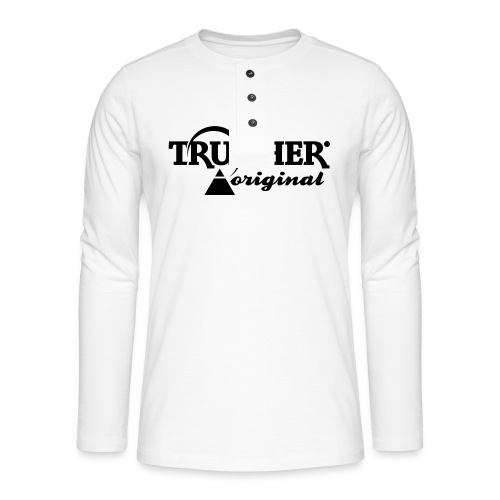 Truther - Henley Langarmshirt