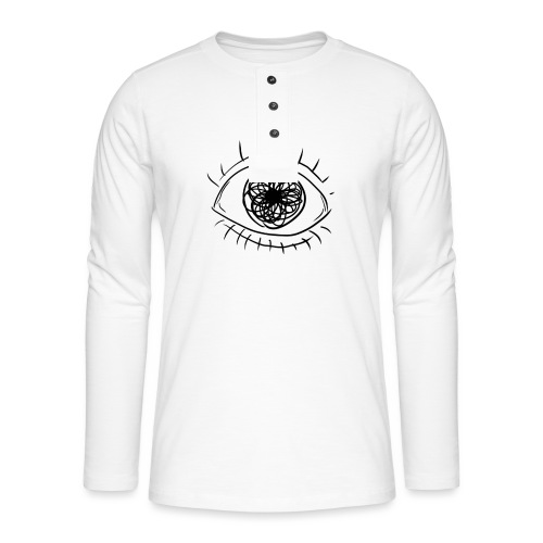 EYE! - Henley long-sleeved shirt