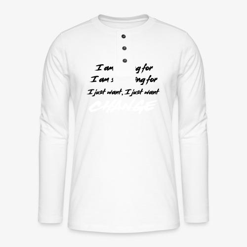 Change (NF) 1.1 - Henley long-sleeved shirt