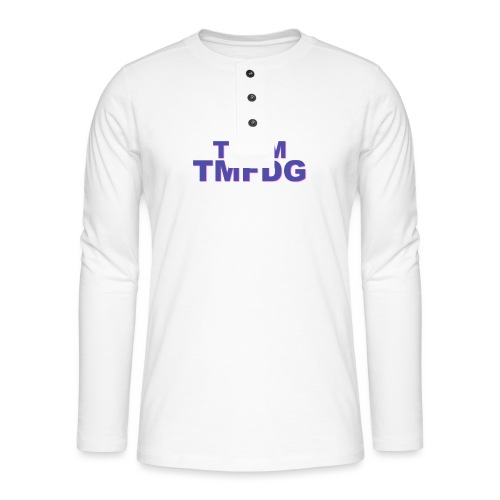 Collection : 2019 Team TMFDG - T-shirt manches longues Henley