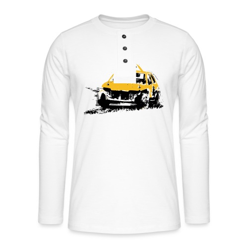 StockCar - Henley long-sleeved shirt