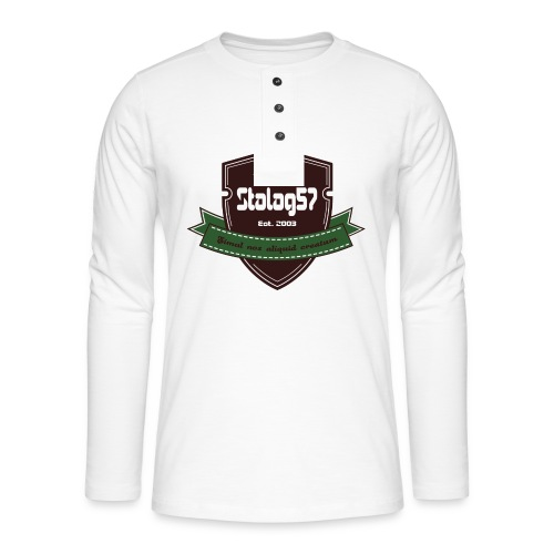 logo - T-shirt manches longues Henley