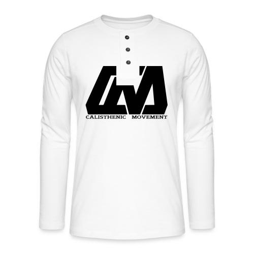 Calisthenic Movement - Henley Langarmshirt