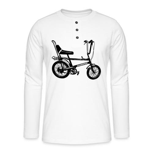 Chopper - Henley long-sleeved shirt