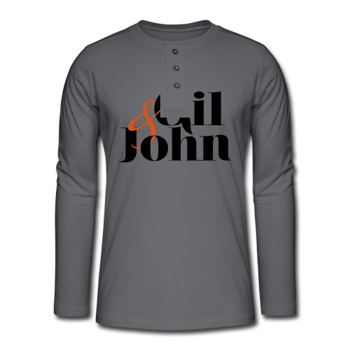 gil & john - T-shirt manches longues Henley