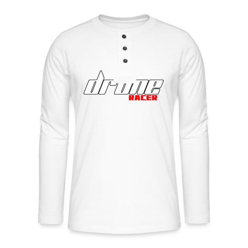 Drone racer - Henley long-sleeved shirt