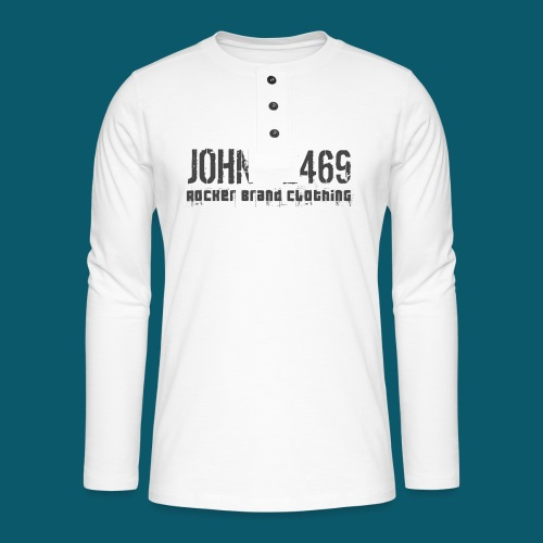 JOHN2469 prova per spread - Maglia a manica lunga Henley