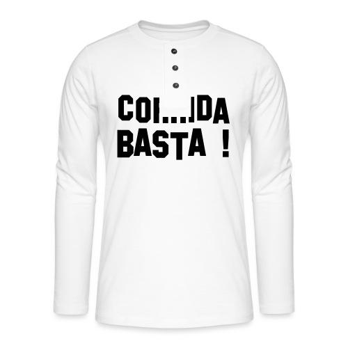 Anti-Corrida - T-shirt manches longues Henley