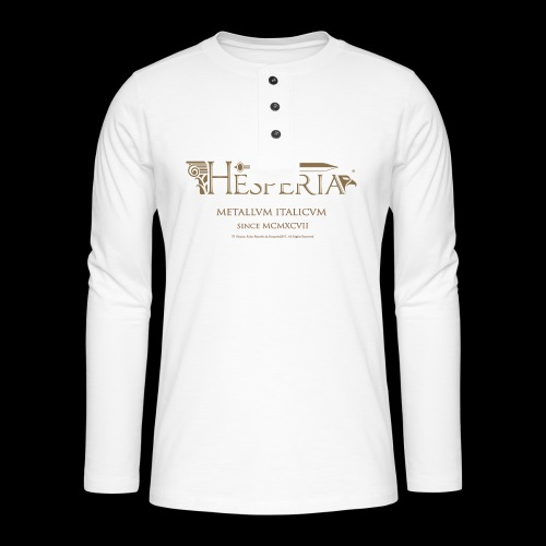 LOGO boccale png - Henley long-sleeved shirt