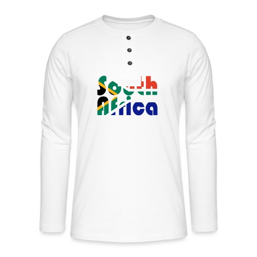 South Africa - Henley Langarmshirt