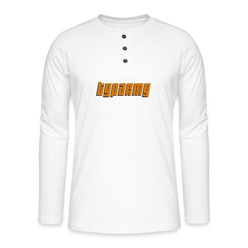 TypArmy - Hoodie - Henley Langarmshirt
