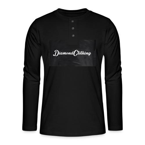 Diamond Clothing Original - Henley long-sleeved shirt