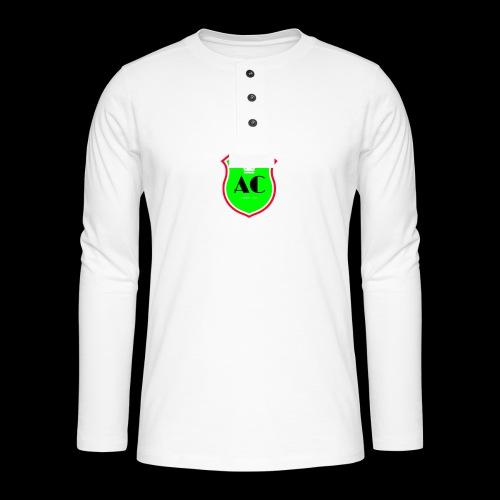 Arlek Cypetav - T-shirt manches longues Henley