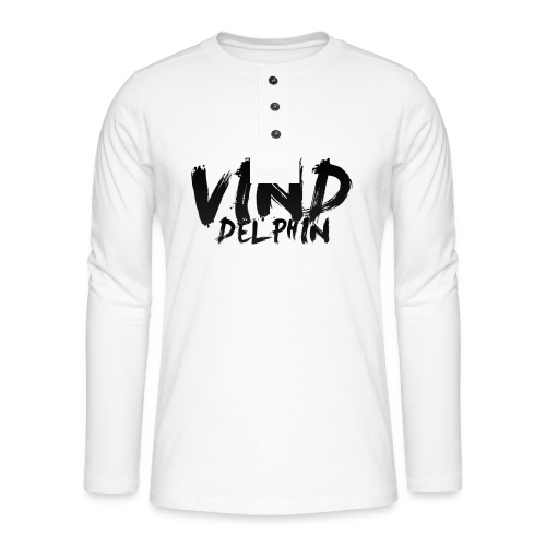 VindDelphin - Henley long-sleeved shirt