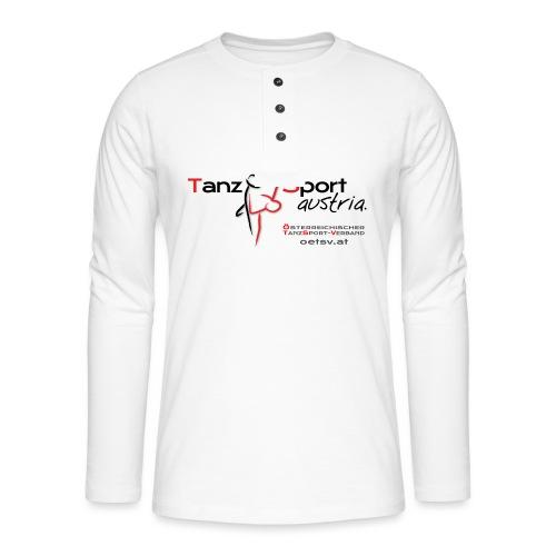 Logo OTSV V1 Austria gif - Henley Langarmshirt
