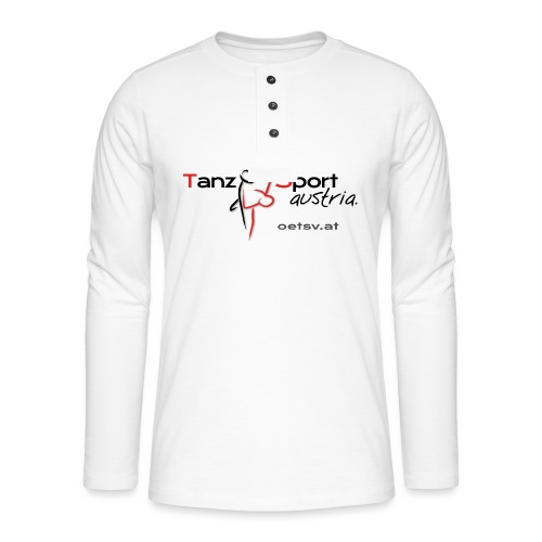 Logo OTSV V1 Internet gif - Henley Langarmshirt