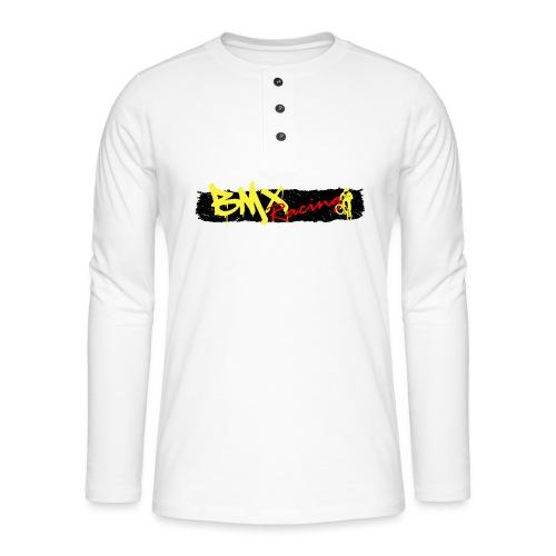 BMX Racing Tee - Henley long-sleeved shirt