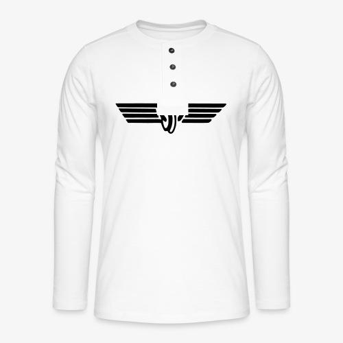 Flügelrad Wintermütze - Henley Langarmshirt