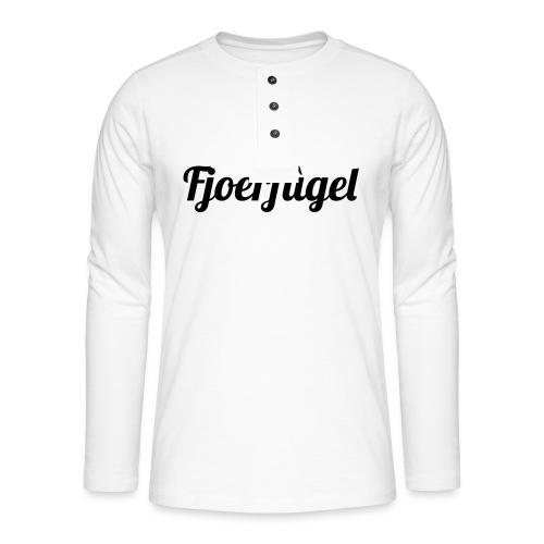 fjoerfugel - Henley shirt met lange mouwen