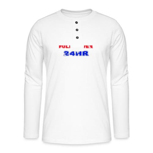 Full Power 24 HR - Henley long-sleeved shirt