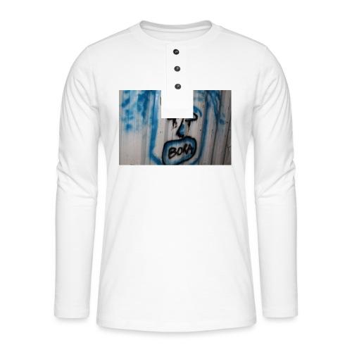 fox 2 - T-shirt manches longues Henley