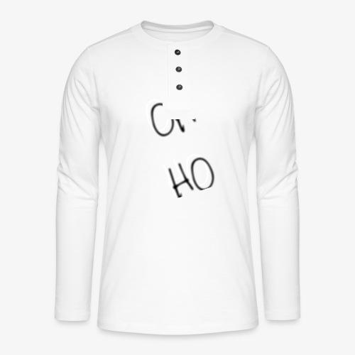 OH HO - Henley long-sleeved shirt