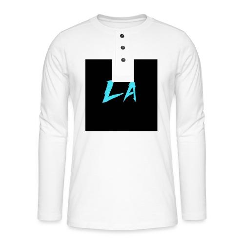 LA army - Henley long-sleeved shirt