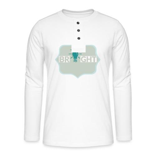 bright - Henley long-sleeved shirt