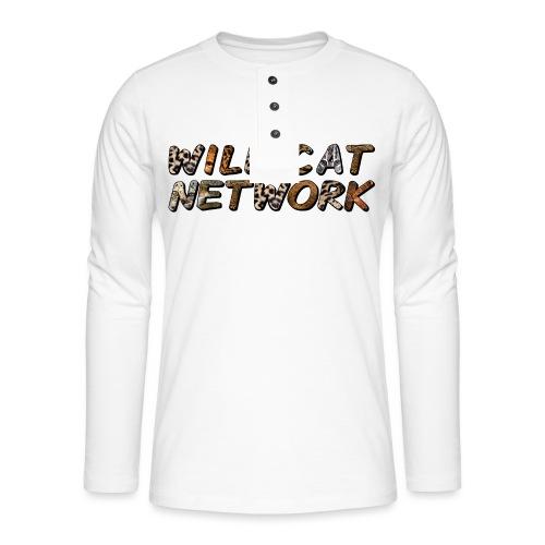 WildCatNetwork 1 - Henley long-sleeved shirt