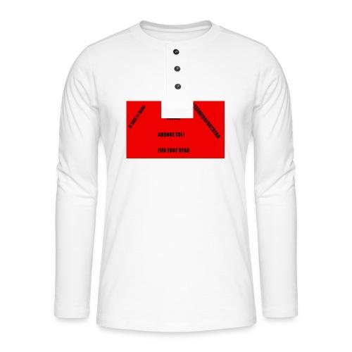 PESOFFR59 2 - T-shirt manches longues Henley
