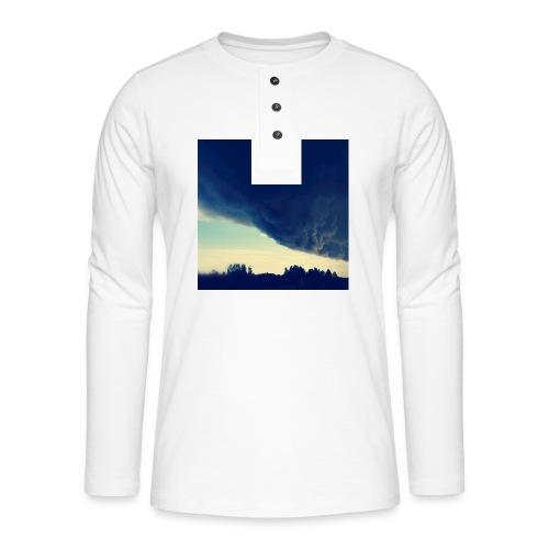 Be The Storm - Henley pitkähihainen paita