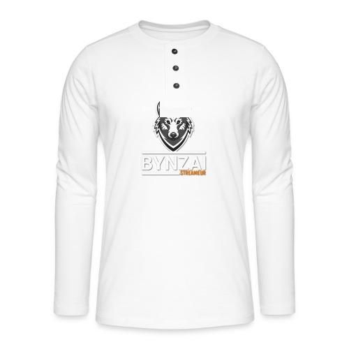 Casquette bynzai - T-shirt manches longues Henley
