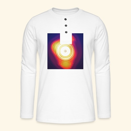 round color - T-shirt manches longues Henley